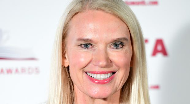 Anneka Rice (Ian West/PA)