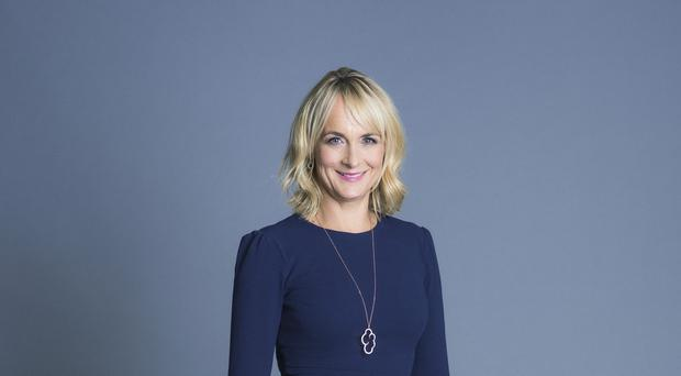 BBC Breakfast presenter Louise Minchin (Steve Schofield/BBC)