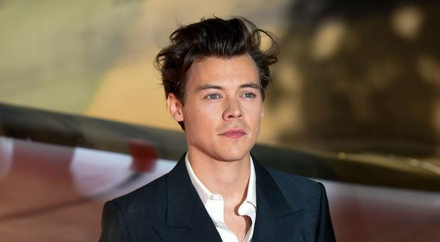 Harry Styles has turned down the role of Prince Eric in The Little Mermaid (Lauren Hurley/PA)
