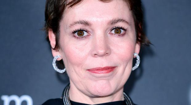 Olivia Colman will be given the Icon Award (Ian West/PA)
