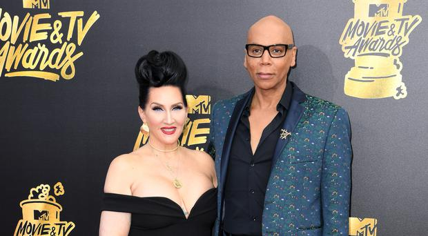RuPaul and Michelle Visage (PA)