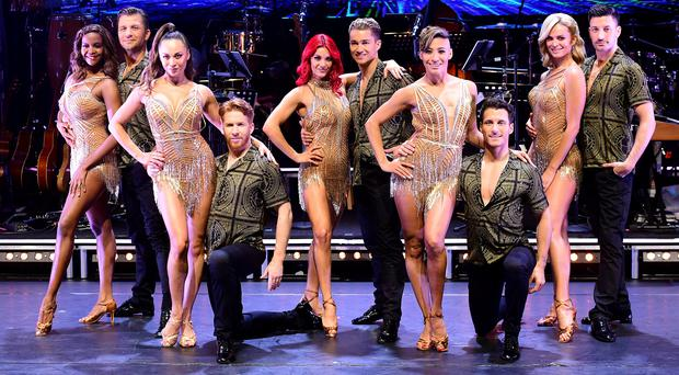 Strictly Come Dancing teases sneak preview of the glamorous new series (Ian West/PA)
