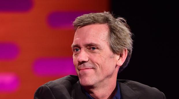 Hugh Laurie is to play a Conservative MP in a new political thriller series (Ian West/PA)
