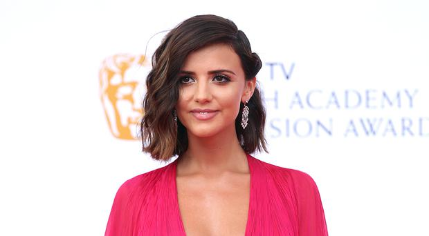 Lucy Mecklenburgh (Isabel Infantes/PA)