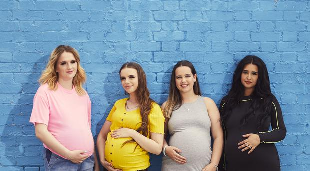 The cast of Teen Mom (MTV/PA)
