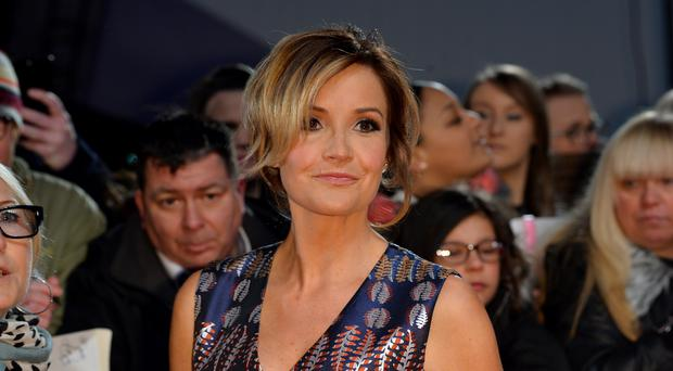 Helen Skelton (Matt Crossick/PA)