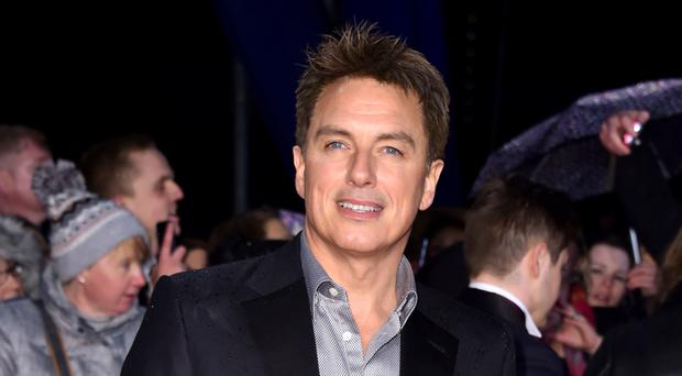 John Barrowman (Matt Crossick/PA)