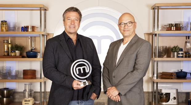 John Torode and Gregg Wallace (BBC/PA)
