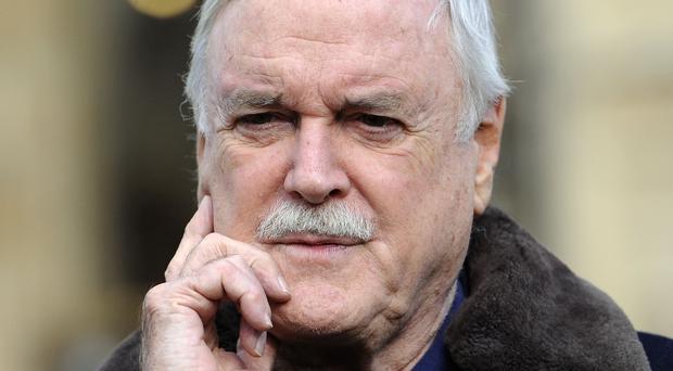Actor and comedian John Cleese has questioned why Monty Python is not shown more. (Andrew Matthews/PA)