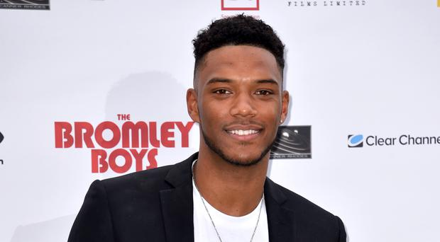 Love Island's Theo Campbell has lost the sight in one eye (Matt Crossick/PA)