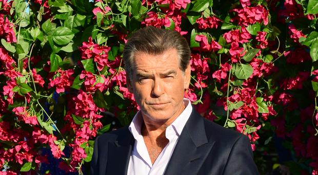 Pierce Brosnan (Ian West/PA)