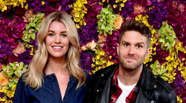 Comedian Joel Dommett has tied the knot with his long-term girlfriend in a beach wedding in Greece (Ian West/PA)