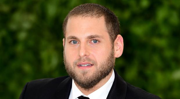 Jonah Hill lost his coffee (Ian West/PA)
