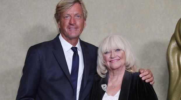Richard Madeley and Judy Finnigan will host This Morning once again next month (Yui Mok/PA)