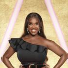 Motsi Mabuse, one of the judges for BBC's Strictly Come Dancing (Ray Burmiston/BBC)