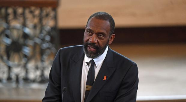 Sir Lenny Henry has called for true representation in UK film and television (Victoria Jones/PA)
