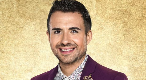 Will Bayley, one of the contestants in BBC One's Strictly Come Dancing (Ray Burmiston/BBC)
