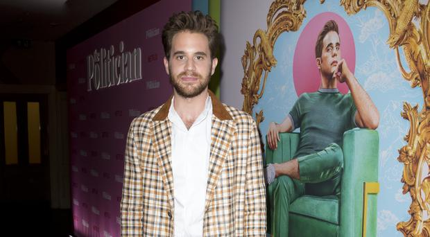 Ben Platt is currently starring in The Politician (Isaben Infantes/PA)