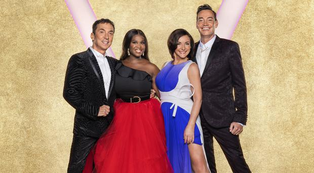 Strictly Come Dancing (Ray Burmiston/BBBC)