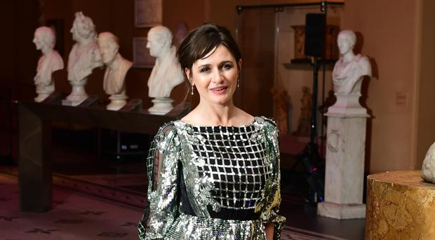 Emily Mortimer says fans still call her 'hollow bones' after her minor 30 Rock role (Ian West/PA)