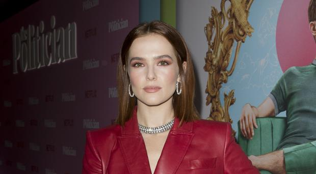 Zoey Deutch (Isabel Infantes/PA)