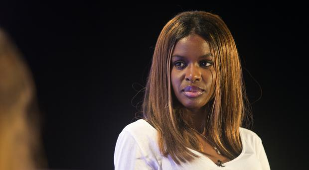 June Sarpong will join the BBC. (Daniel Leal-Olivas/PA)