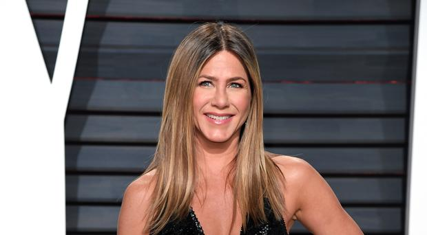 Jennifer Aniston played Rachel Green in the hit US comedy (PA)