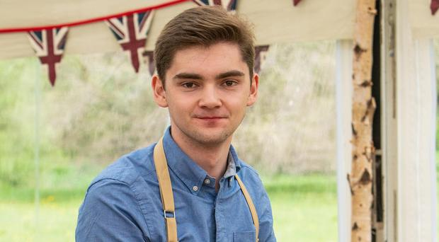 Henry from The Great British Bake Off (C4/Love Productions/Mark Bourdillon/PA)