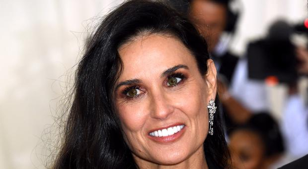 Demi Moore has revealed she had a failed audition for Top Gun (PA)