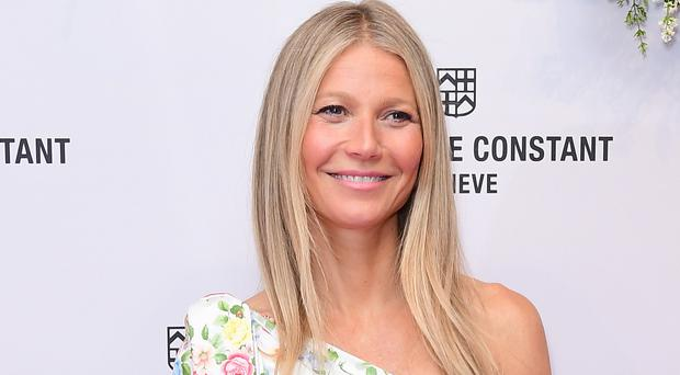 Gwyneth Paltrow said ambition was a 'dirty word' for women when she was breaking into Hollywood during the 1990s (Ian West/PA)