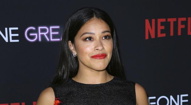 Actress Gina Rodriguez has apologised after using the N-word in an Instagram video (Willy Sanjuan/Invision/AP, File)
