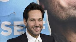 Paul Rudd said the process of playing two versions of himself in a new Netflix comedy was 'exhausting' (Chris Pizzello/Invision/AP)