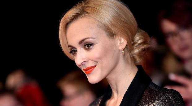 Fearne Cotton attending the National Television Awards 2018 (Matt Crossick/PA)