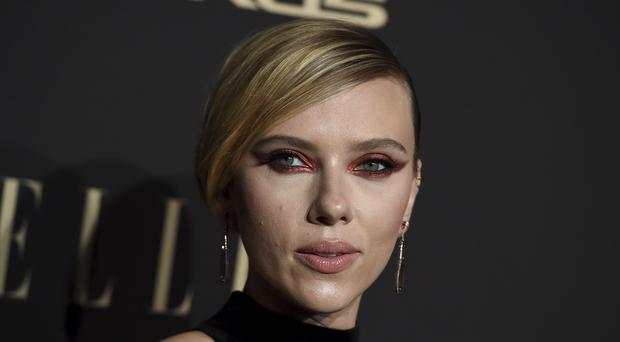 Scarlett Johansson has recalled fiance Colin Jost's marriage proposal and said the comedian 'killed it' (Jordan Strauss/Invision/AP)