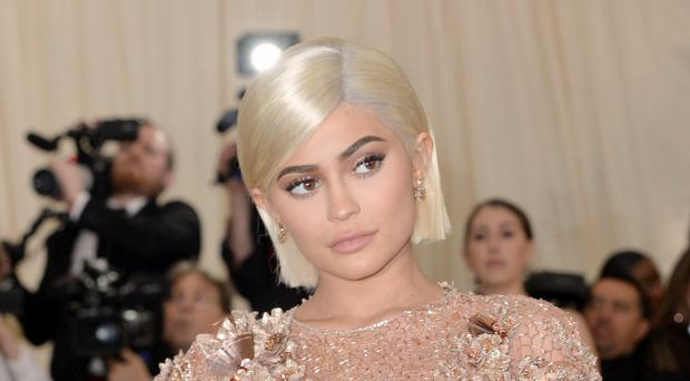 Kylie Jenner has shared an adorable video of daughter Stormi dancing to a remix of her viral Rise And Shine song (Aurore Marechal/PA Wire)