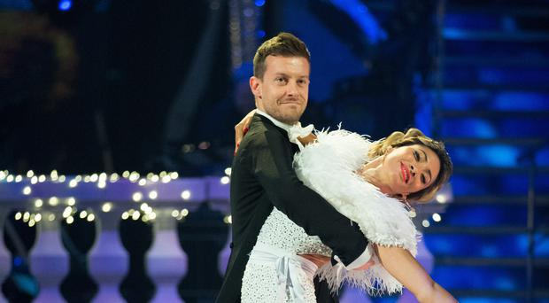 Chris Ramsey: Having to be manly and serious in sexy Strictly dances worries me (Guy Levy/PA)