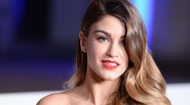 Amy Willerton has revealed she is expecting (John Stillwell/PA)