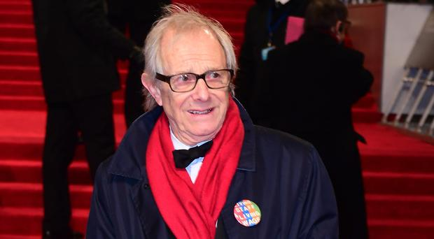 Ken Loach's new film deals with zero hour contracts (Ian West/PA)