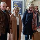 Timothy West is returning to Last Tango In Halifax (BBC/PA)