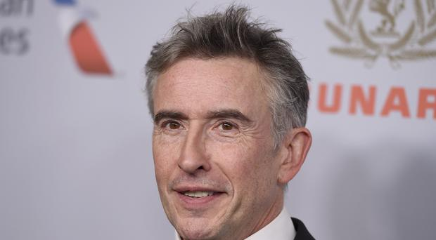 Steve Coogan has said comedians have a responsibility to target the powerful and not the weak (Jordan Strauss/Invision/AP)