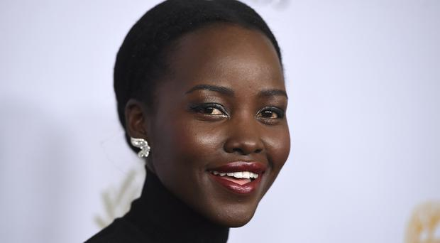 Lupita Nyong'o has defended Marvel films following criticism from leading figures in cinema (Jordan Strauss/Invision/AP)