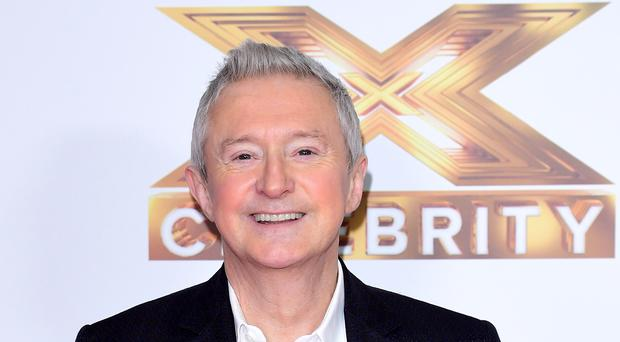 Louis Walsh attending the launch of The Factor: Celebrity (Ian West/PA)