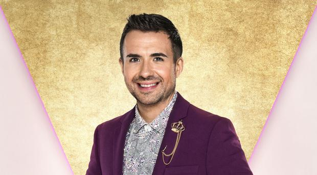 Will Bayley injured his knee in Strictly rehearsals (Ray Burmiston/BBC)