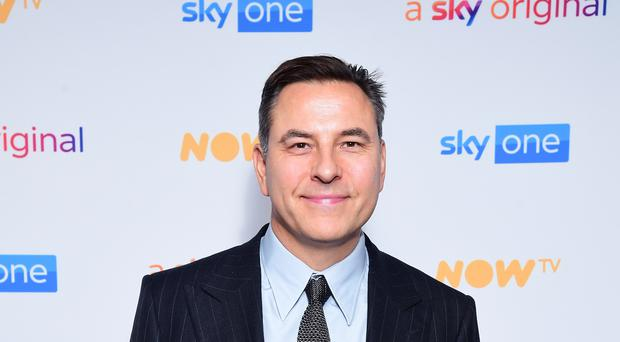 David Walliams at a screening for Cinderella: After Ever After, on Sky One (Ian West/PA)