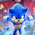 Sonic the Hedgehog poster (Paramount/Sega/PA)