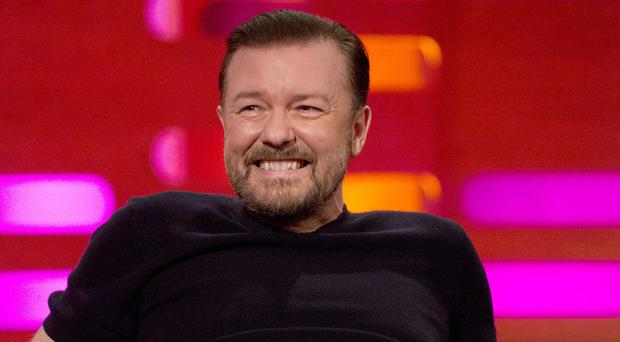 Ricky Gervais is to return as Golden Globes host (Isabel Infantes/PA)