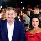 Piers Morgan and Susanna Reid arriving for the ITV Palooza held at the Royal Festival Hall, Southbank Centre, London (Ian West/PA)