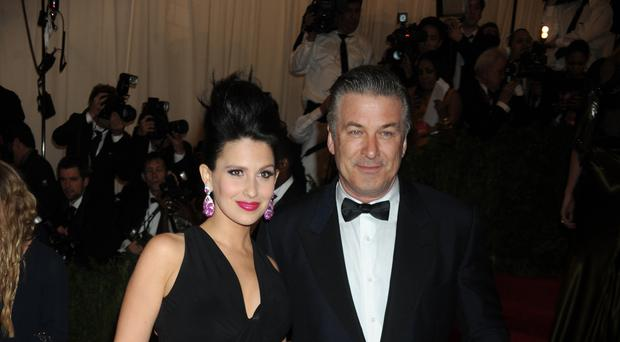 Alec Baldwin's wife Hilaria said she is 'physically OK' after undergoing surgery following her second miscarriage this year (Denis Van Tine/PA)