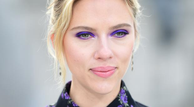 Scarlett Johansson had issues early in her career. (Ian West/PA)