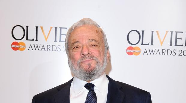 The BBC is to adapt Stephen Sondheim's acclaimed musical Follies for the big screen, it has been announced (Ian West/PA)